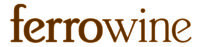 logo ferrowine 2020 marrone